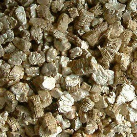 Loose-fill expanded vermiculite (fire-protection)