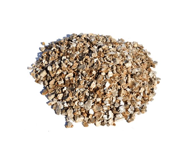 Зображення спученого вермикуліту виробництва компанії ЕКОВЕРМ